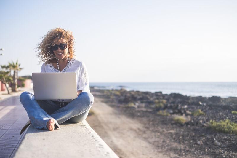 werken als digitale nomade